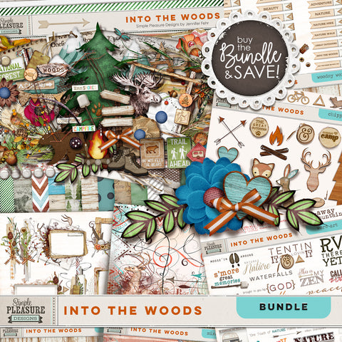 Into The Woods Bundle