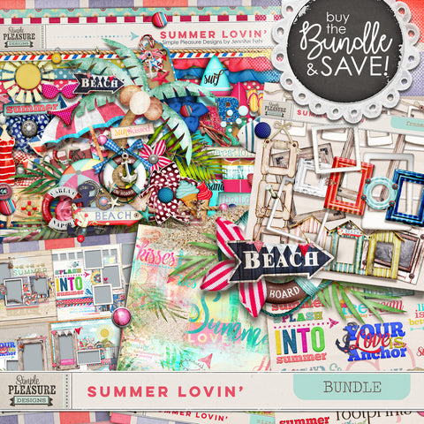 SUMMER LOVIN: BUNDLE