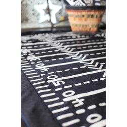 The Gridiron Rug Slip Cover Play Mat