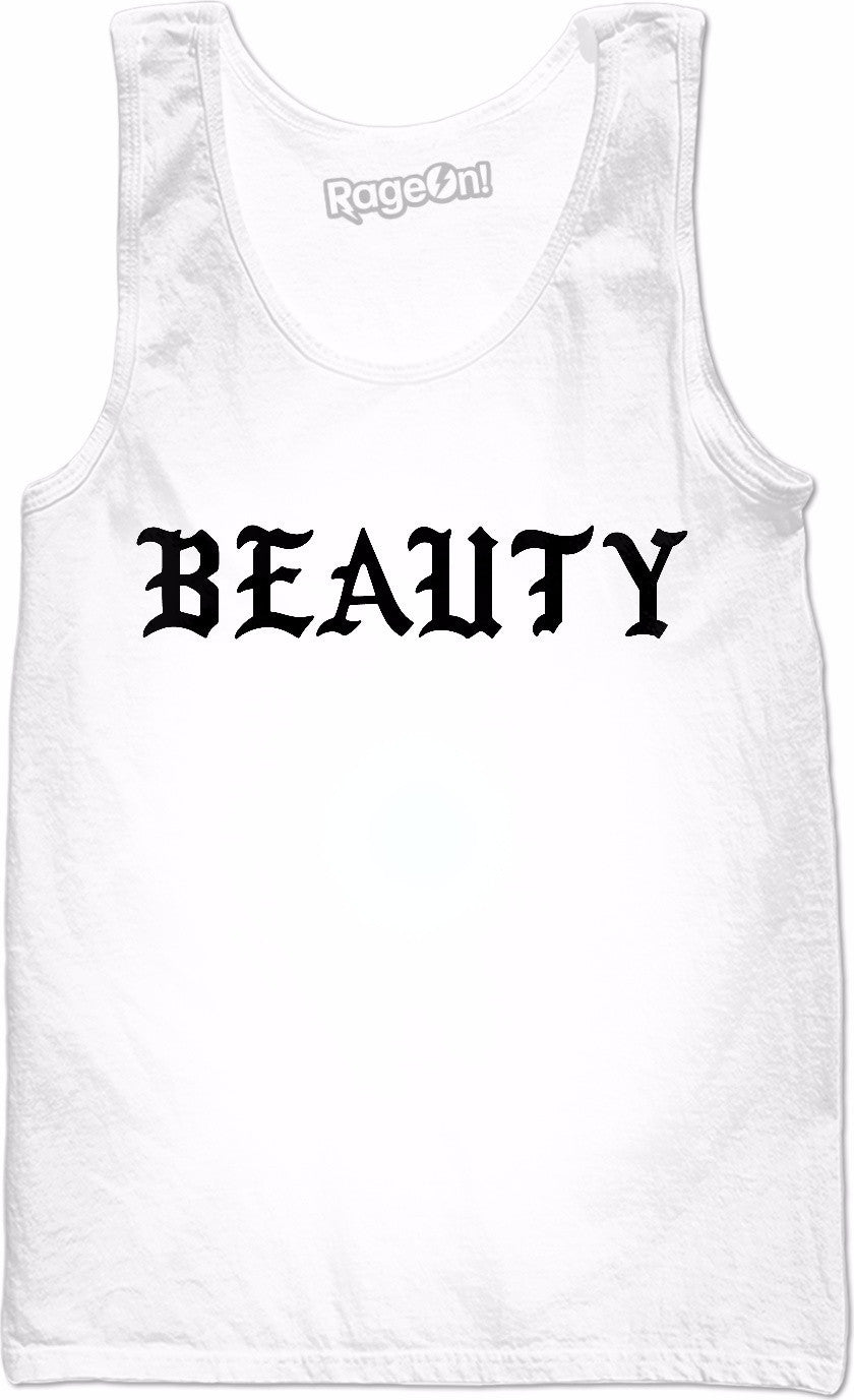 BEAUTY Tank Top