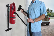 GarageVac – The Surface Mounted Garage Vacuum