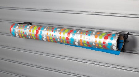 Multi-Purpose Roll Holder SlatWall Accessory