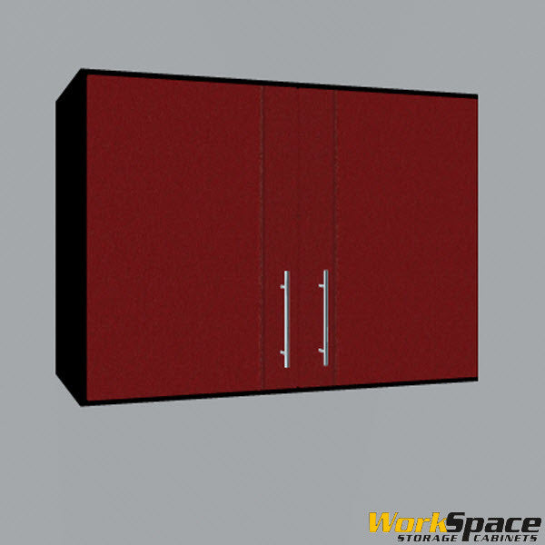 2 Door Upper Garage Cabinet (1 Adj. Shelf) 32-1/4