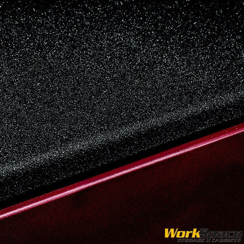 Black Urethane Impact Coating Counter Top 64.75