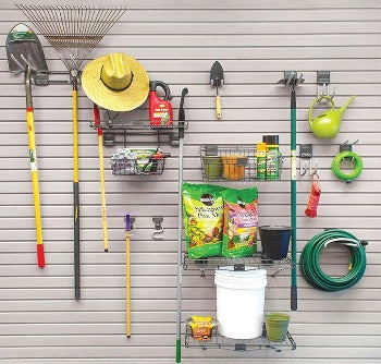 13 Piece Garden Center SlatWall Accessory Kit