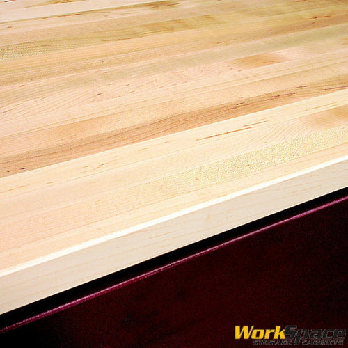 Solid Maple Butcher Block Counter Top 64.75
