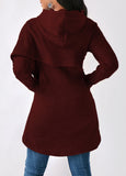 Faith Cozy Hooded Pullover With Pockets