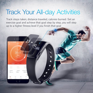 Luxury 12 In 1 Fitness Activity Tracker- SALE TODAY ONLY