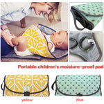 Bestselling Portable Clean Hands Changing Pad