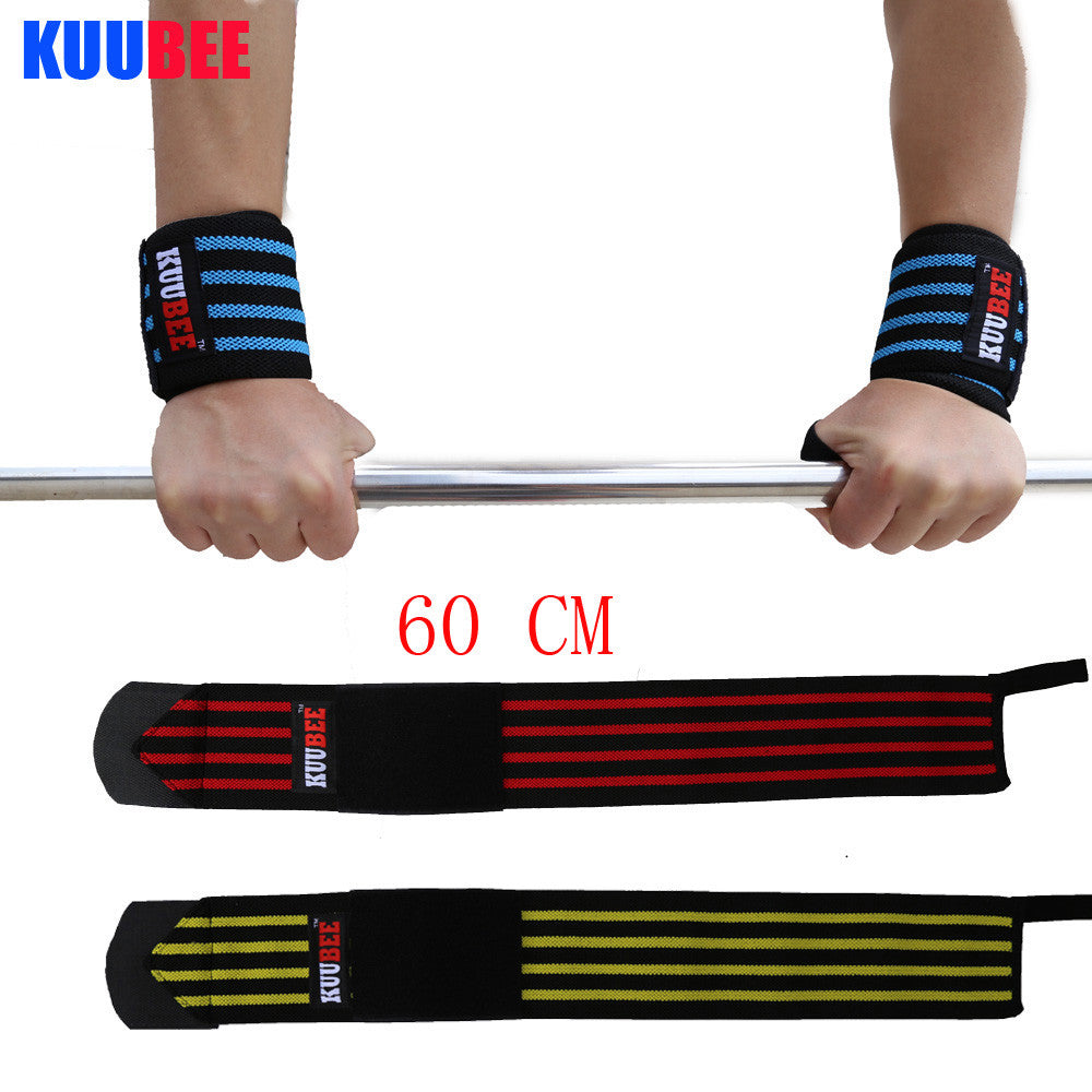 Elastic Gym Wrist Support For Weight Lifting