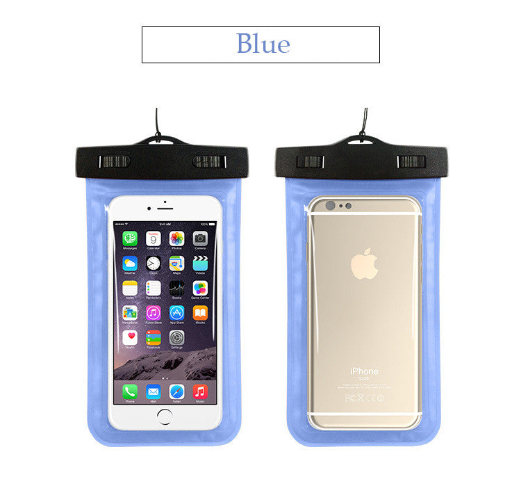 Universal Waterproof Pouch For iPhone/ Android