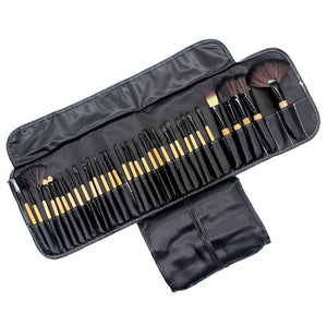 32Pc Professional Soft Makeup Brushes