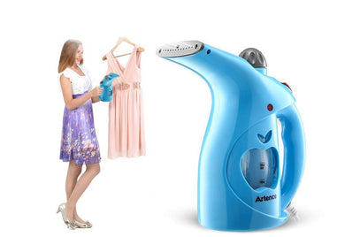 2 in 1 Portable HandHeld Clothes Steamer/ Iron
