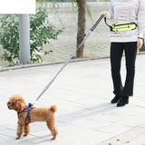 Hands Free No Pull Bungee Dog Leash