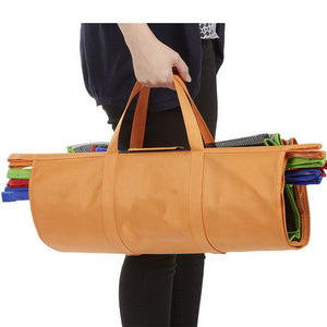 Foldable Reusable Grocery Shopping Bags