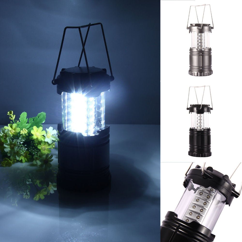 Portable Waterproof Camping LED Lantern