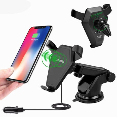 Fast Charging Wireless Car Mount