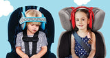 Adjustable Child Neck Protection Headrest