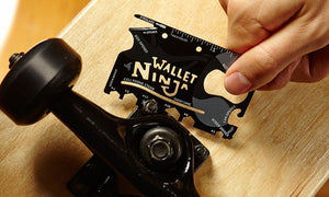 18 In 1 Credit Card Multi Tool