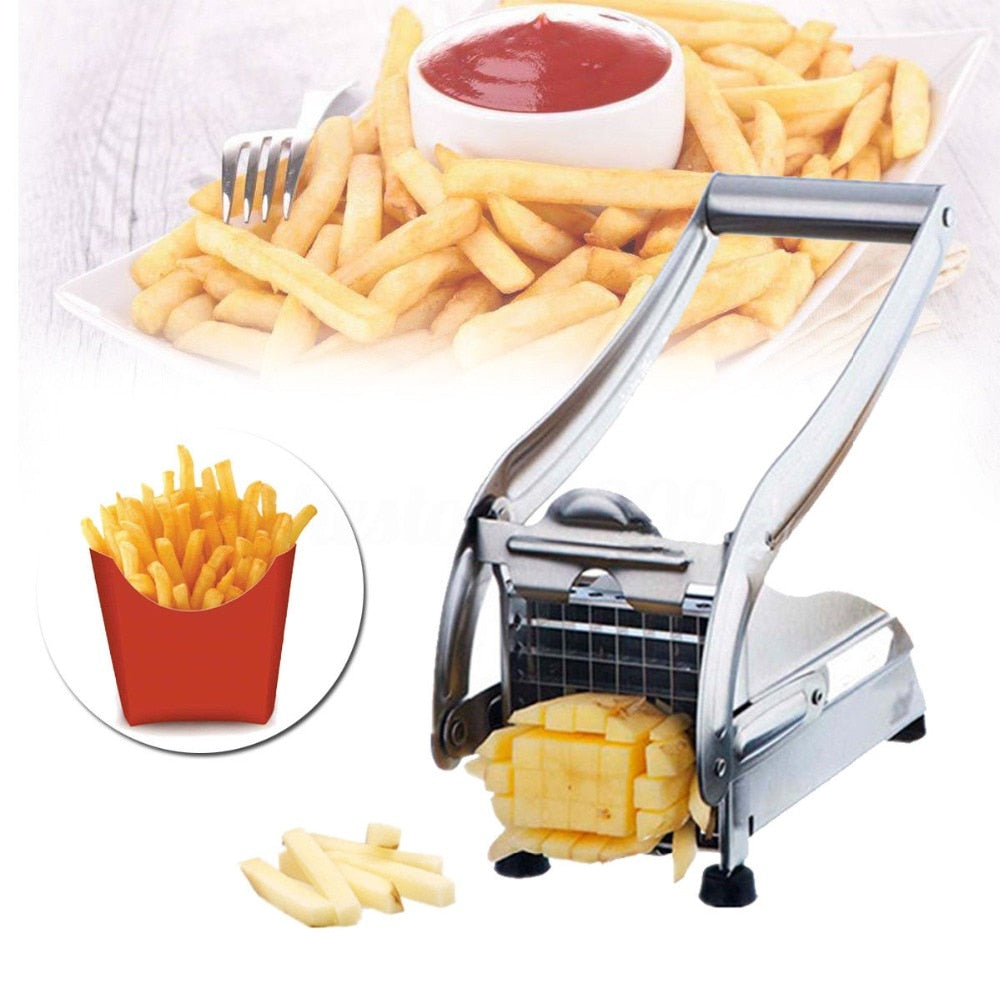 Stainless Steel Potato Chip tool French