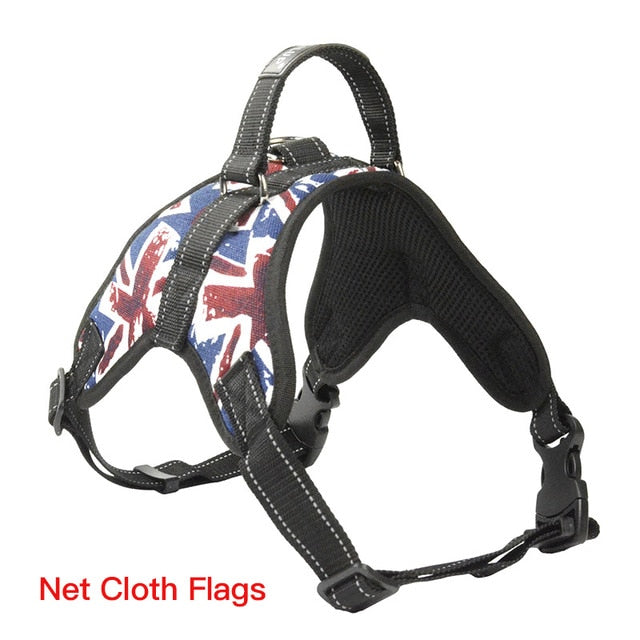 No Pull/ Choke Safety Dog Harness
