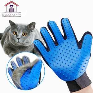 Pet Grooming and Massage Glove