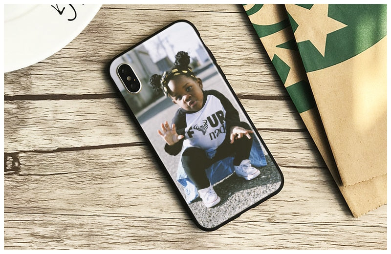 Custom Image Silicone iPhone Case