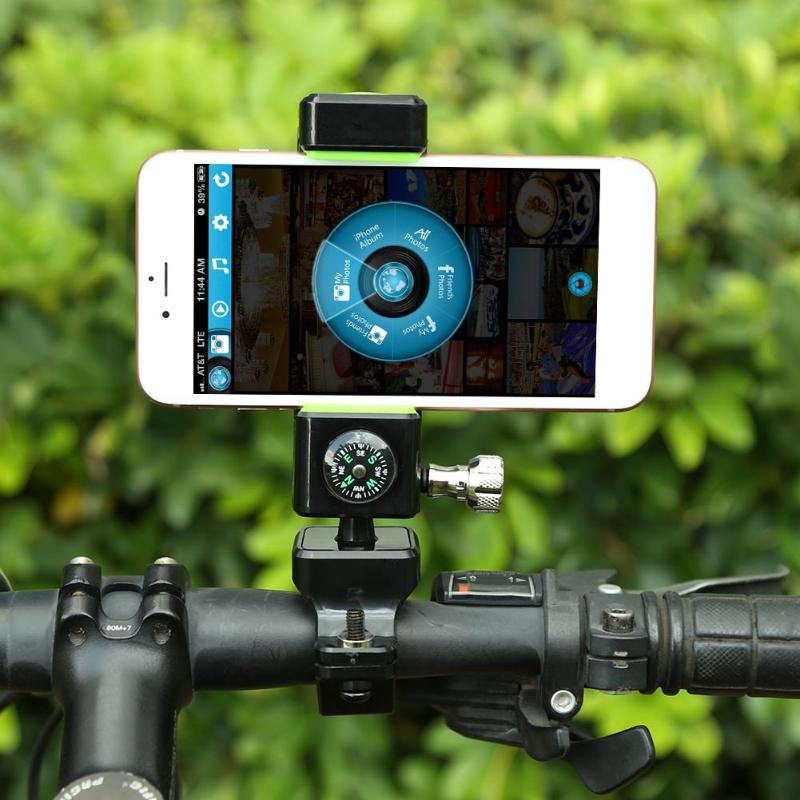 360° Bicycle LED Phone Mount- 50% OFF TODAY