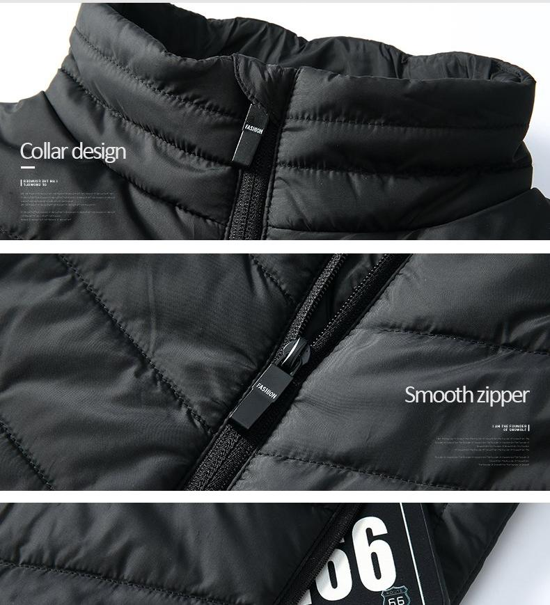 Electric Lightweight Cozy Heated Vest
