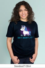 Don't Dream It, Do It Standard t-shirt Model Simply Fearless