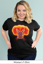 F Bomb Women's t-shirt Model Simply Fearless