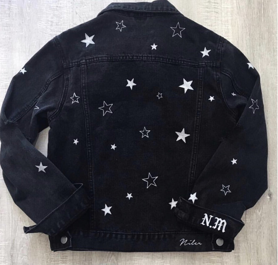 All Star Denim Jacket