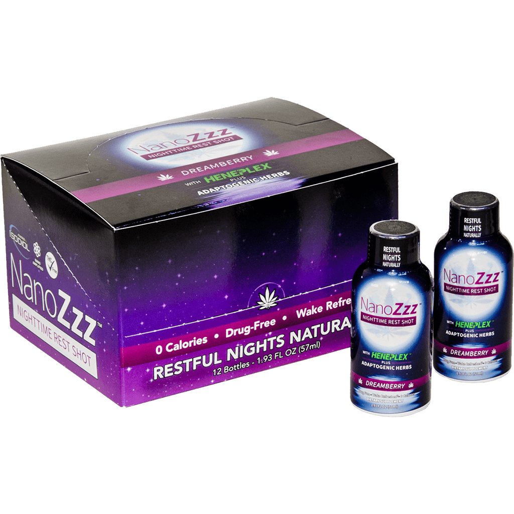 CBDXtreme™ NanoZzz™ - 12 Pack (FULL BOX)