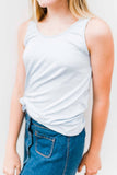tank top, girls tank top, solid tank top, tween tank top, teen girls tank top, Dallas boutique, tween boutique, teen boutique, teen girls boutique, young ladies boutique, young women's boutique