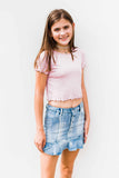 tween t-shirt, girls t-shirt, slub t-shirt, tween boutique, dallas boutique