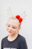 Scattered Reindeer Headband