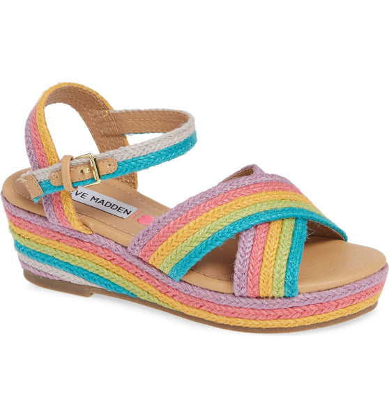 Steve Madden JPam Wedge Sandals