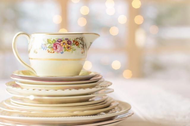 Caring For Your Tableware