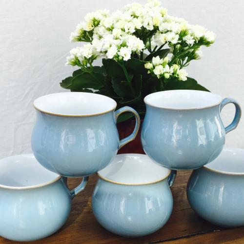 "Denby ""Colonial Blue"""