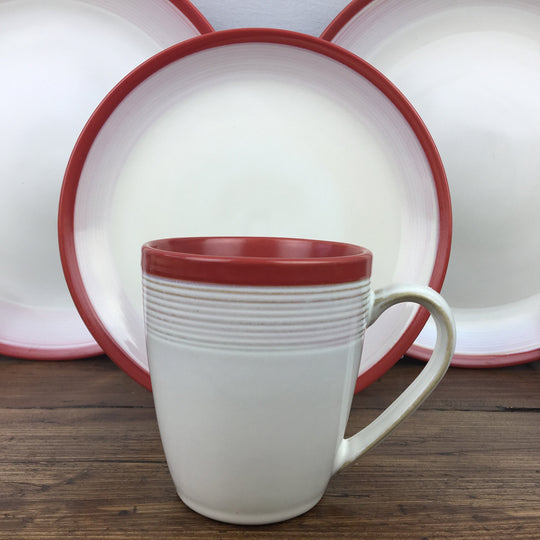 "Denby ""Intro - Alfresco - Red"""