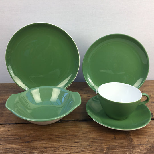 "Poole Pottery ""New Forest Green"""