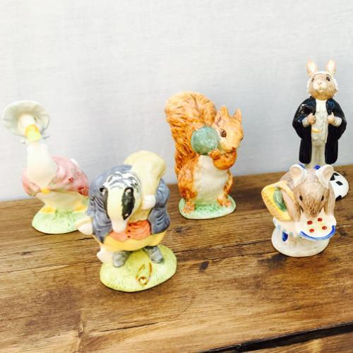 Beatrix Potter Collectables