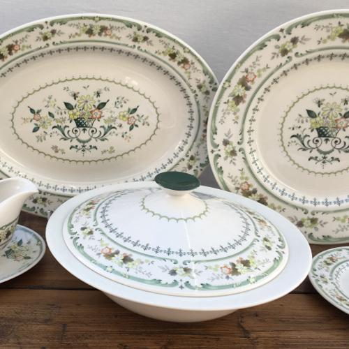 "Royal Doulton ""Provencal (TC1034)"""
