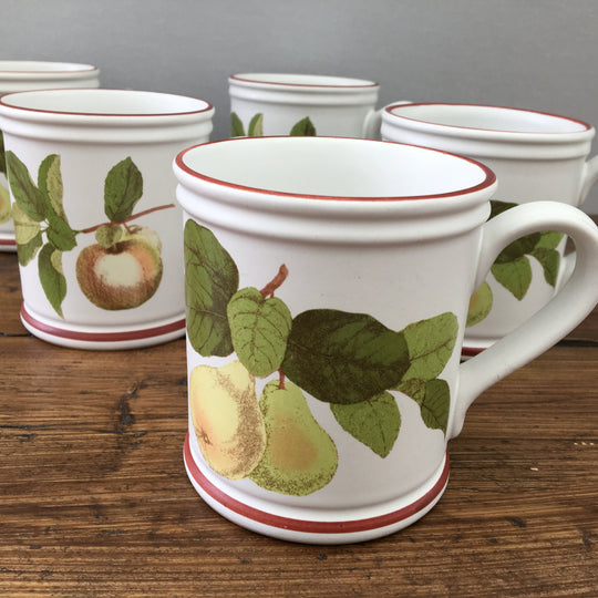 "Denby ""Mugs - Seasons of Mellow Fruitfulness"""