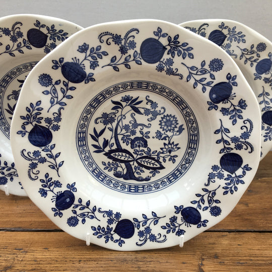 "Wedgwood ""Blue Onion"""