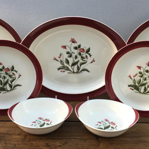 "Wedgwood ""Mayfield (Ruby)"""