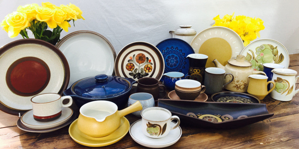Discontinued Denby Pottery
