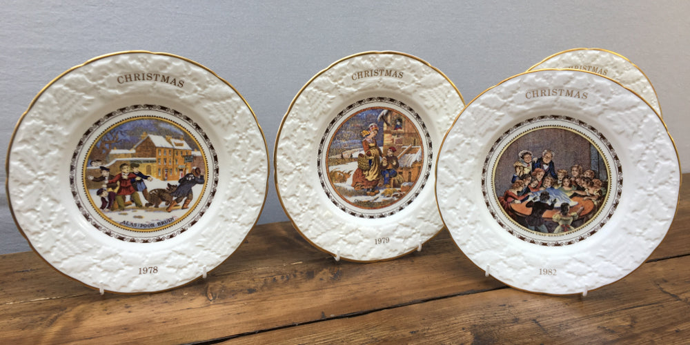 Coalport Decorative Plates