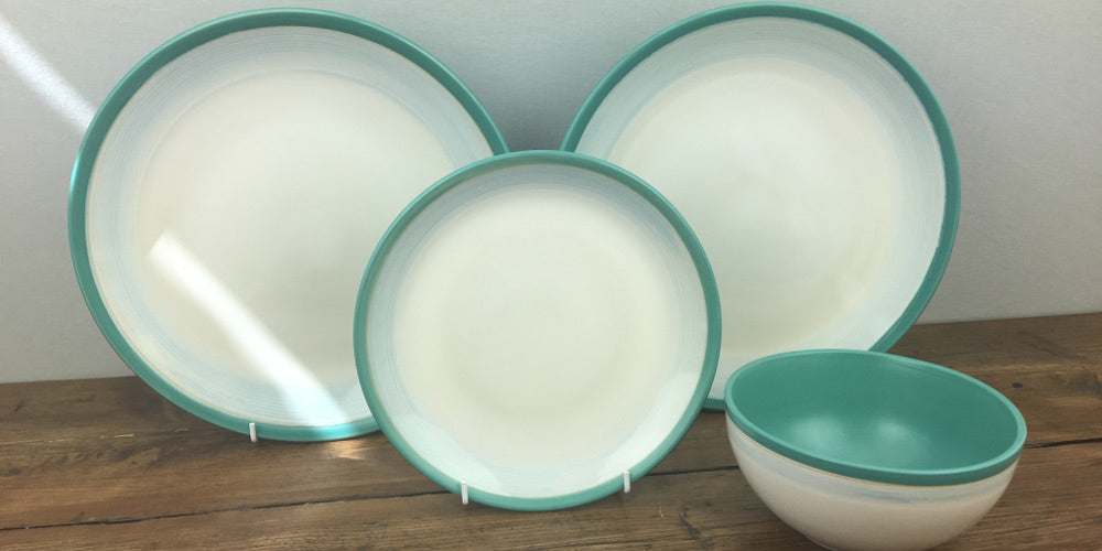 Denby Intro Alfresco Green
