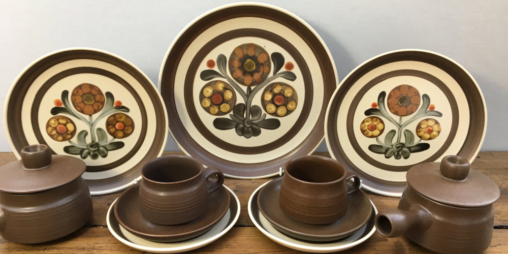 Denby / Langley Mayflower & Denby / Langley